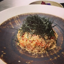 Salmon & Avocado Rice