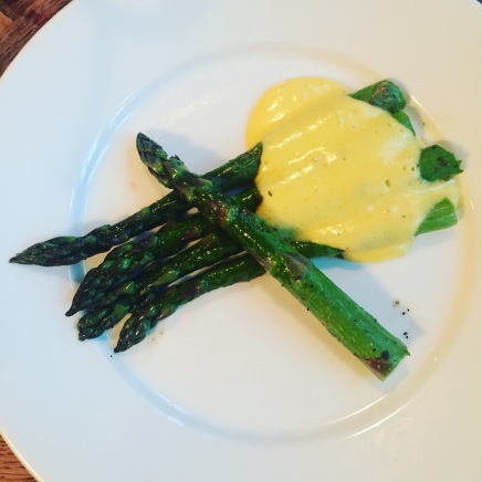 Red Lion and Sun - Asparagus